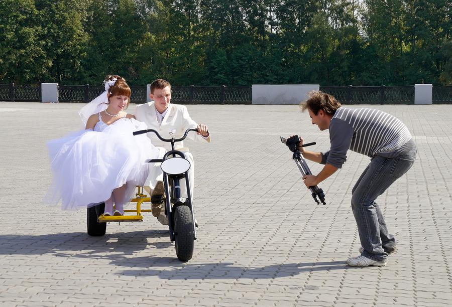 5 pomysłów na ciekawy film ze ślubu