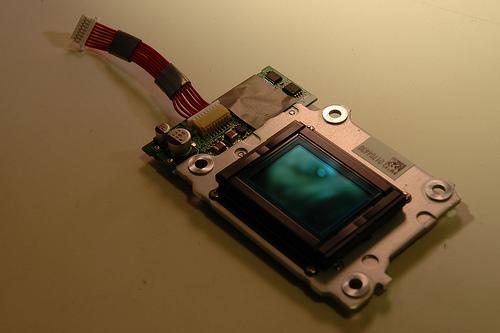 Matryca aparatu fotograficznego