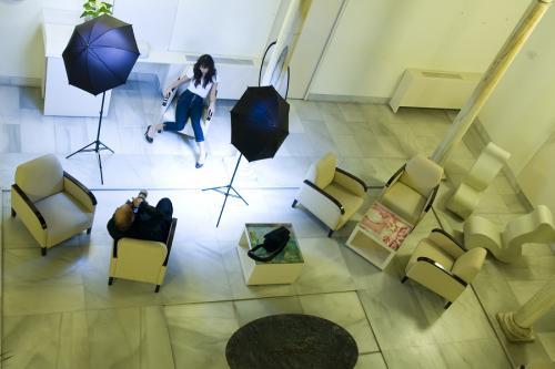 studio fotograficzne - oświetlenie
