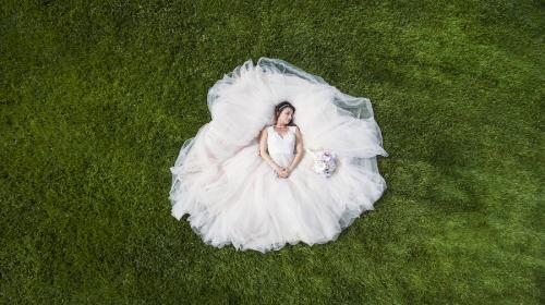 wesele z drona